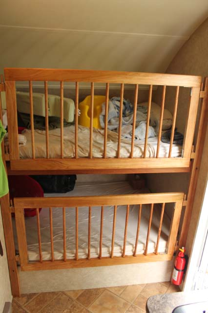 Studs Installing A Crib Side In A Bunk R Pod Nation Forum Page 2